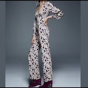 BRAND NEW WITH TAGS! Free People Floral Jumpsuit